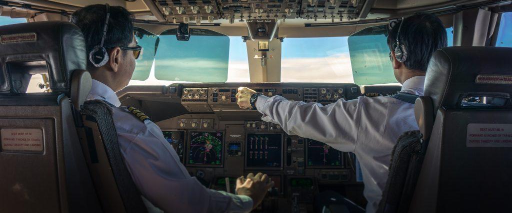 Certificación ATP (Piloto de Transporte de Línea Aérea)