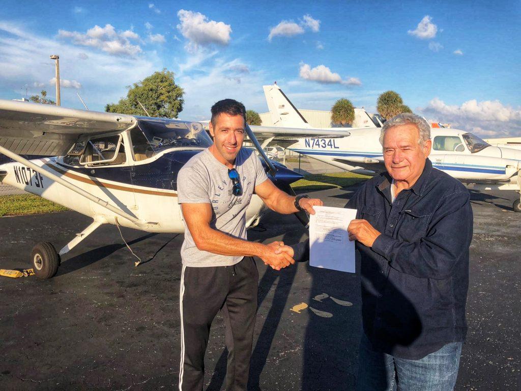 Licencia De Piloto Privado