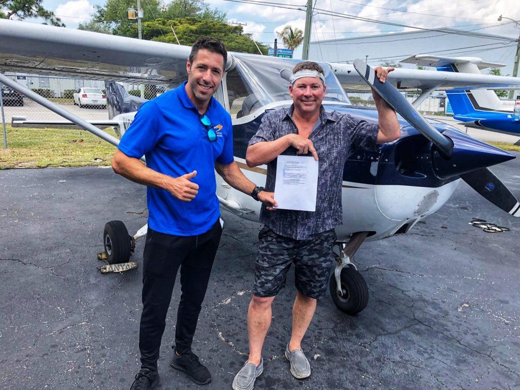 Licencia de Piloto Comercial